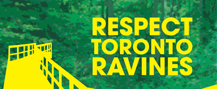 Sign now: Help Toronto save its green spaces from destruction by Metrolinx