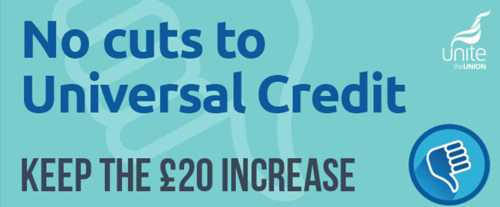 No Cuts To Universal Credit