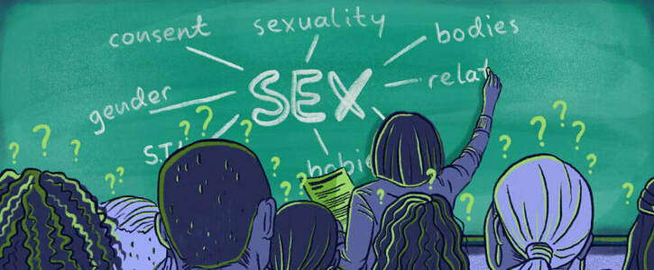 Make sex education a compulsory GCSE subject in schools in the UK