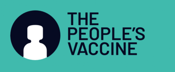 A Vaccine for the People - Not for Profit