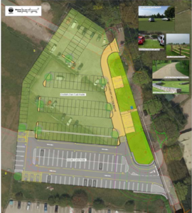Petition Supporting Proposals to Improve the Car Park at Sutton Park's Boldmere Gate (2021/00528/PA)