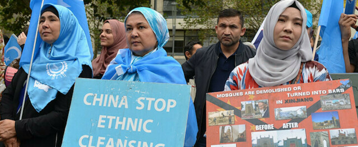 Open Letter - Let's show compassion to the Uyghur Community