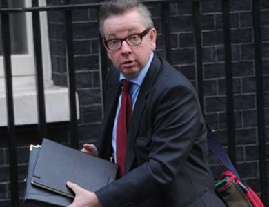 Michael Gove to Teach for a Term