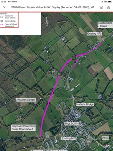 Stop the N70 Milltown Co.Kerry Bypass