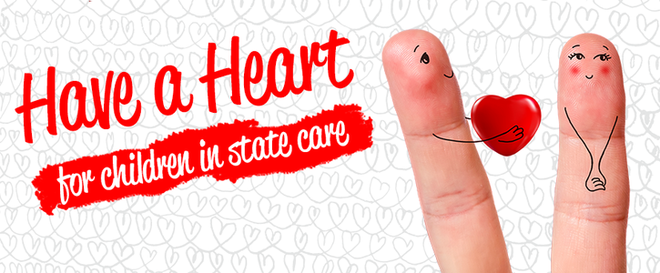 Have a heart for children in state care