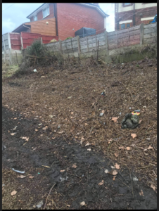 Wigan Council - Fix the Subsidence at Wigan Rd Park Atherton before a serious accident occurs