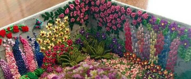 Closure of all local Embroiderers' Guild Branches
