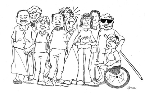 Disabled people deserve their full equitable rights