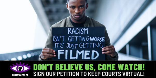Keep the PG County Courts Virtual