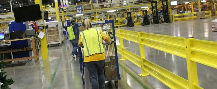 Support Amazon workers' right to form a union