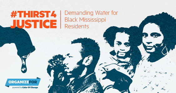 #Thirst4Justice: Call on MEMA to Validate the Water Crisis For Valuable Recovery Funding!