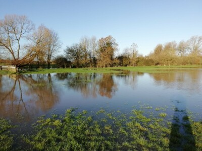 Don't build on this Wiltshire floodplain