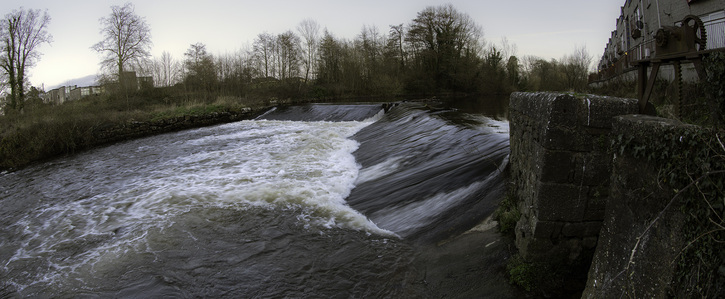Remove Annacotty weir on the River Mulkear
