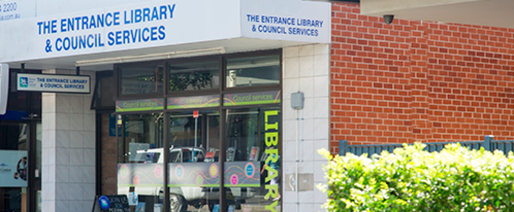 Save The Entrance Library and Council Services