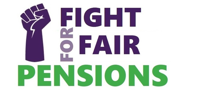 Fair Pensions for ALL Staff at UCLAN