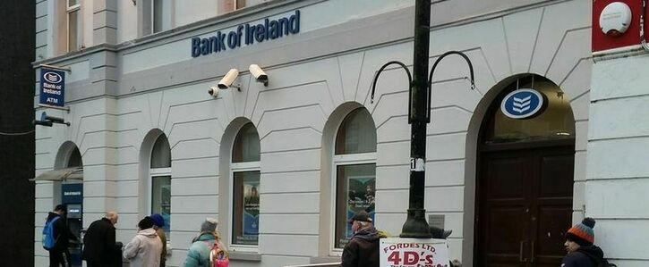 Keep Ballyhaunis Bank of Ireland Branch Open