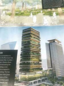 Make green spaces and living roofs part of Manchester developers' legislation