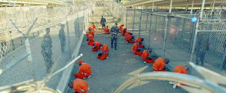 President Biden, Close Guantanamo!