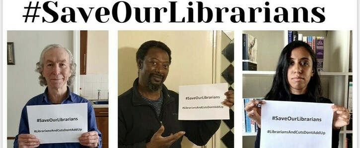 Save Our Librarians