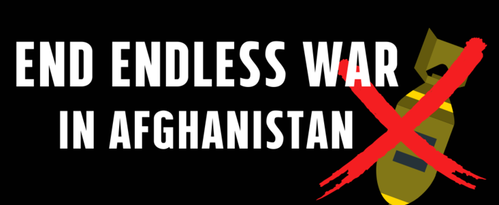 Sign Now: Support Biden's decision to pull troops out of Afghanistan