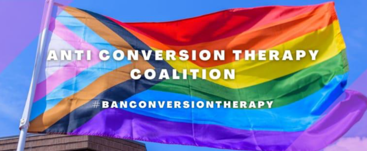 Ban the practice of conversion therapy on the island of Ireland!