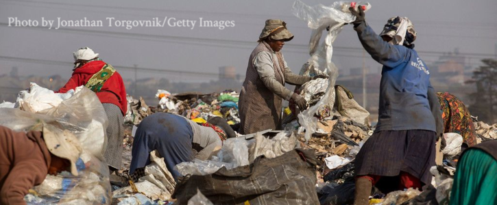 Stop Johannesburg's R50 recycling fee that threatens reclaimers' livelihood