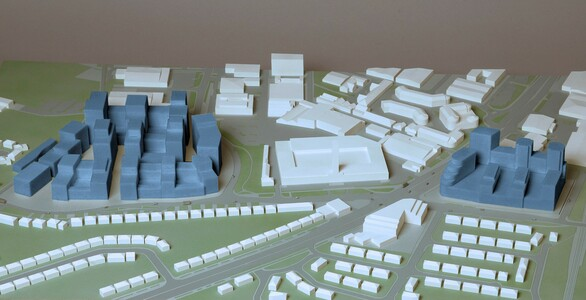 Reject planning approval to redevelop Homebase & Tesco Sites, Syon Lane