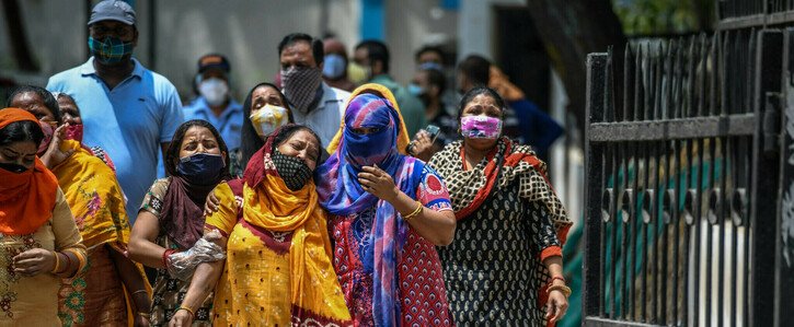 America must help India through its COVID crisis