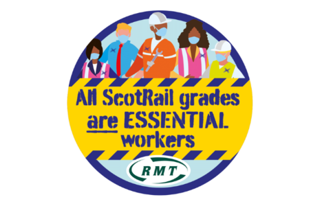 Pay justice and equality for ScotRail workers