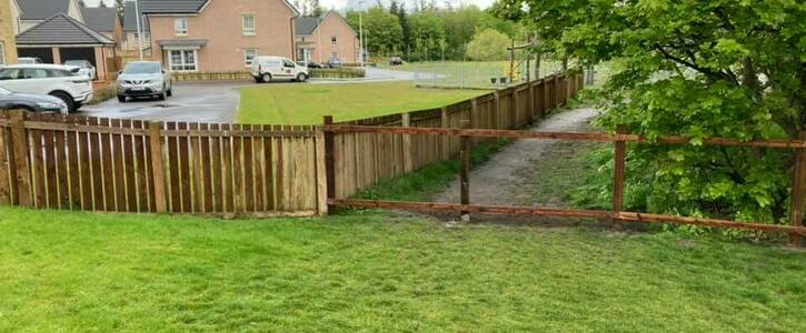 Remove the fence
