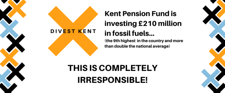 Kent County Council: End investment in Fossil Fuels