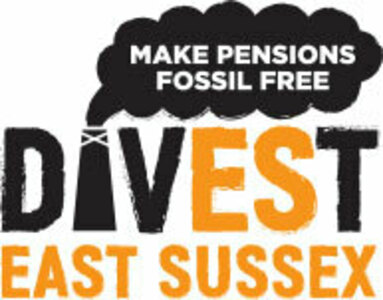 Members of East Sussex Pension Fund Call for Divestment!