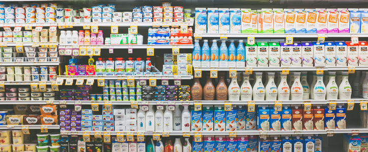 Ask online supermarkets to provide information on plastic packaging