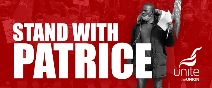 Stand With Patrice