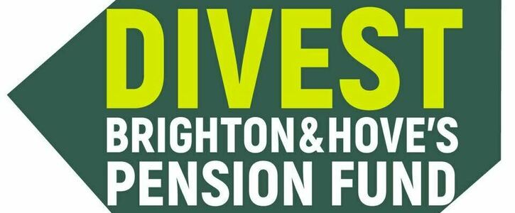 Stop investing Brighton and Hove's Pension Fund in fossil fuels