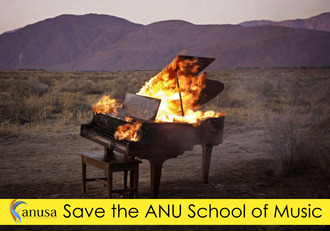Save the ANU School of Music