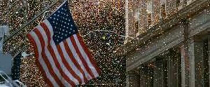 Petition For A Ticker-Tape Parade To Honor Essential Workers