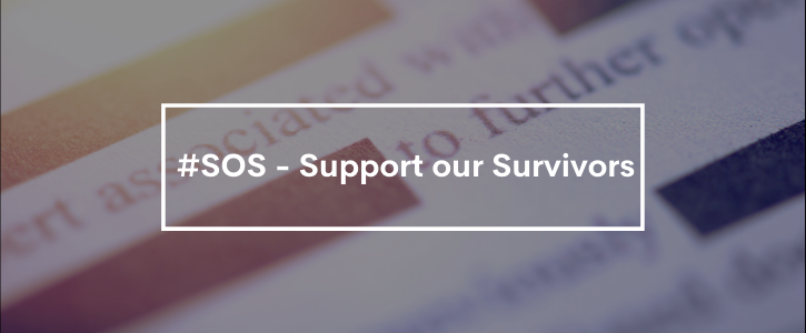 #SOS - Support our Survivors