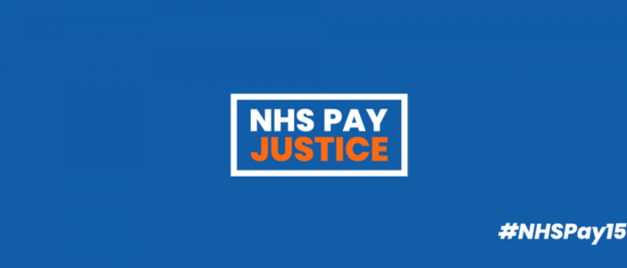 GMB Demand Pay Justice for staff at Yeovil District Hospital