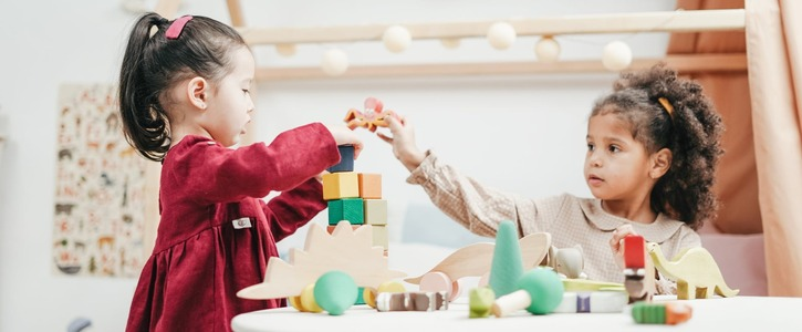 Congress: Don't cut childcare from the infrastructure bill!