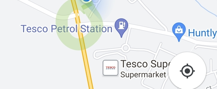 Nicole Bostock is Petition for Huntly Tesco, dufftown  junction onto A96 redesign urgently needed