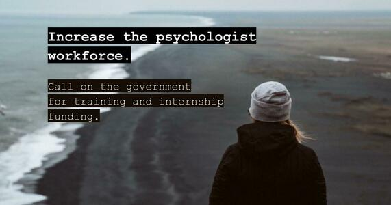 Increase the Psychologist Workforce