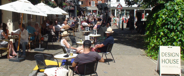 Safer Streets: Keep Winchester's Road Closures