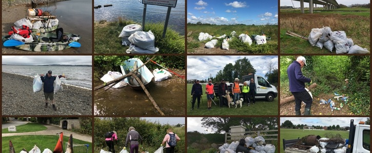 Clean up the Broadmeadow Estuary, Co Dublin - and keep it clean.