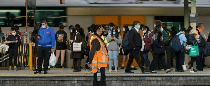 Vaccinate Sydney's public transport workers now