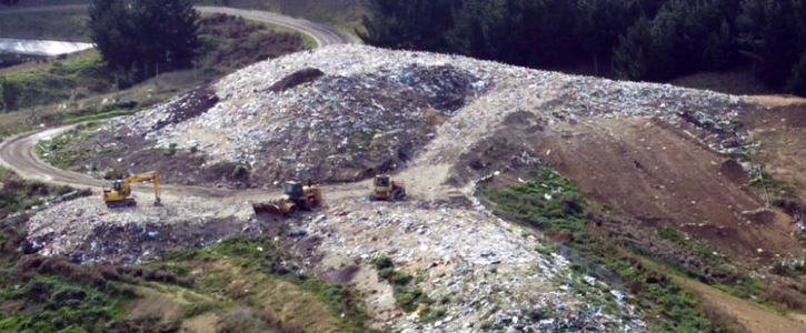 Protect our environment and community and close the Levin landfill in 2022
