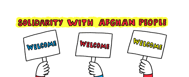 A Thousand Welcomes to the People of Afghanistan