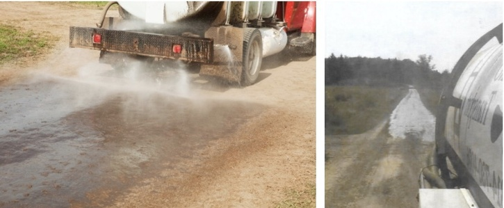 DEP, Don't Let Drillers Dump Toxic, Radioactive Waste on Our Roads