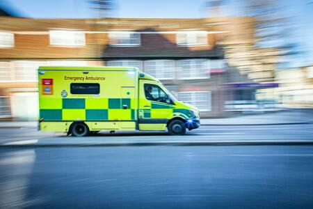 Say no to the removal of Rugby's last ambulance