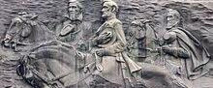 Free Stone Mountain from its Confederate Traitors and Help Tell the Real Story